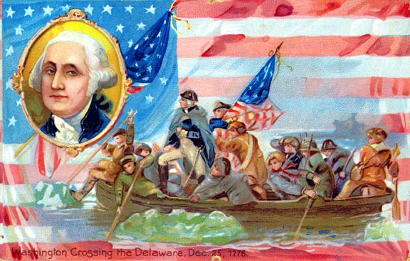 George Washington and the Delaware