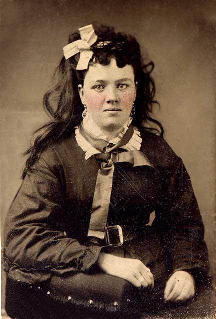 Margaret Beecham.